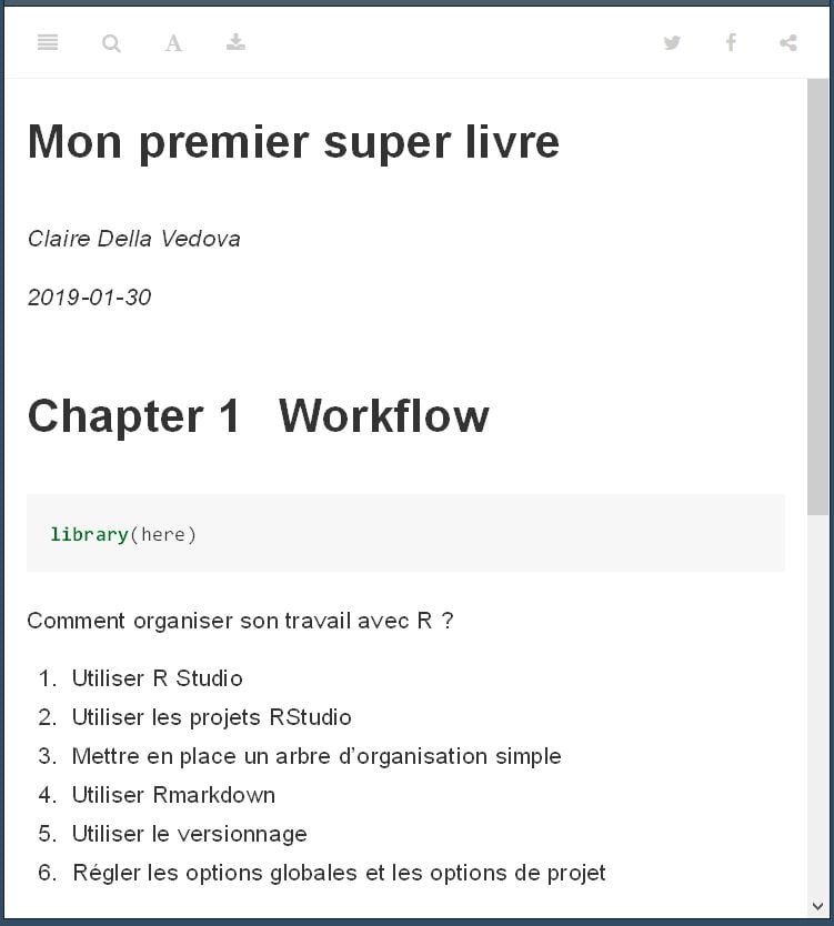 tuto bookdown an français