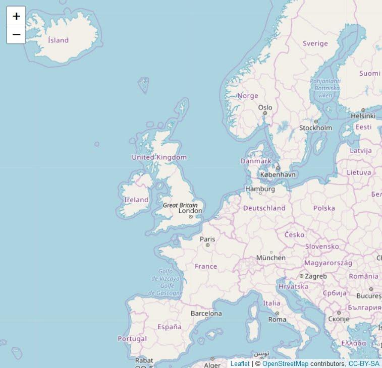 cartographie R